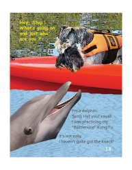 PAGES.THE DOLPHIN AND ME